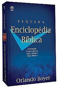 PEQUENA ENCICLOPÉDIA BÍBLICA (CAPA DURA)