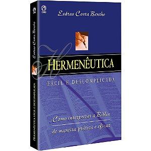 HERMENÊUTICA FÁCIL E DESCOMPLICADA