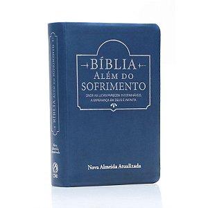BÍBLIA ALÉM DO SOFRIMENTO - AZUL