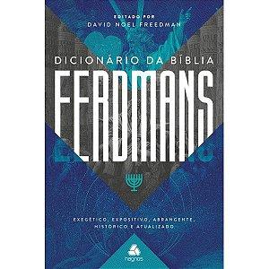 DICIONÁRIO DA BÍBLIA EERDMANS