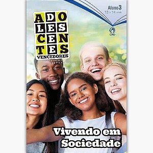 REVISTA CPAD ADOLESCENTES ALUNO 4o. TRIMESTRE/2021