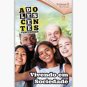 REVISTA CPAD ADOLESCENTES PROFESSOR 4o TRIMESTRE/2021