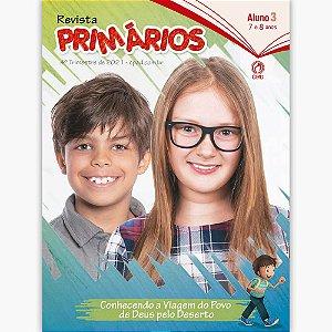 REVISTA CPAD PRIMÁRIOS ALUNO 4o TRIMESTRE/2021