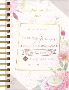 MEU PLANO COM DEUS - EXEMPLO DE CRISTO - ROSA