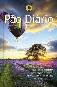 DEVOCIONAL PÃO DIÁRIO VOL 25 - PAISAGEM