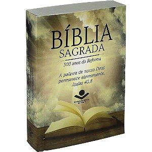 BÍBLIA SAGRADA 500 ANOS DA REFORMA