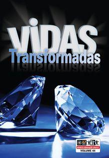 LIÇÃO VIDAS TRANSFORMADAS