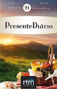 PRESENTE DIÁRIO - BOLSO