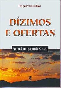 DÍZIMOS E OFERTAS