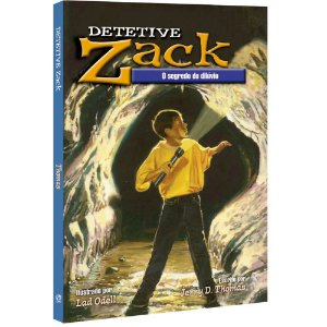 DETETIVE ZACK - O SEGREDO DO DILÚVIO DE NOÉ
