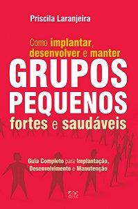 COMO IMPLANTAR, DESENVOLVER E MANTER PEQUENOS GRUPOS