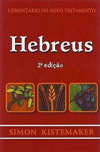 COMENTÁRIO DO NOVO TESTAMENTO - HEBREUS