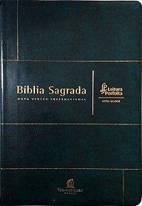 BÍBLIA NVI LEITURA PERFEITA - CAPA VERDE