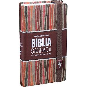 BÍBLIA NTLH COM ELÁSTICO