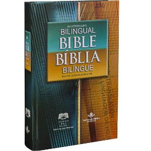BÍBLIA BILÍNGÜE GOOD NEWS CAPA DURA