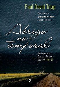 ABRIGO NO TEMPORAL