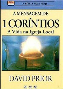 A MENSAGEM DE 1CORÍNTIOS