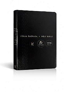BÍBLIA NVI BILINGUE - LUXO
