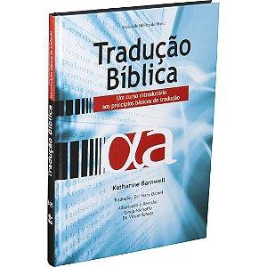 TRADUÇÃO BÍBLICA  - BARNWELL
