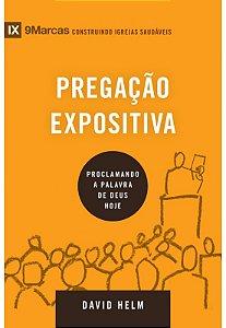 SÉRIE NOVE MARCAS - PREGAÇÃO EXPOSITIVA