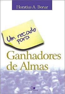 UM RECADO PARA GANHADORES DE ALMAS