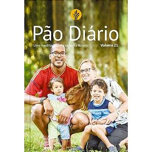 DEVOCIONAL PÃO DIÁRIO FAMÍLIA