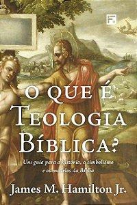O QUE É TEOLOGIA BÍBLICA?