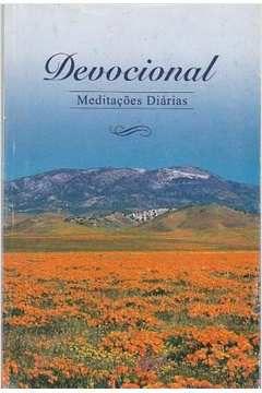 DEVOCIONAL - MEDITAÇÕES DIÁRIAS