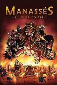 MANGÁ MANASSÉS A VOLTA DO REI