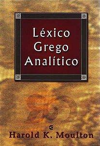 LÉXICO GREGO ANALÍTICO