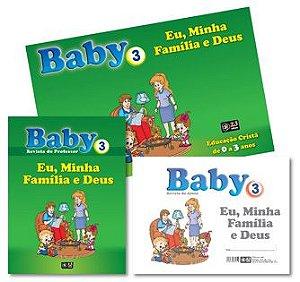 KIT BABY 3 EU, MINHA FAMÍLIA E DEUS
