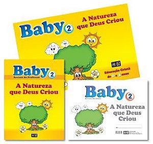 KIT BABY 2 A NATUREZA QUE DEUS CRIOU