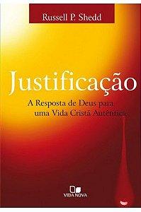 JUSTIFICAÇÃO - RUSSELL SHEDD