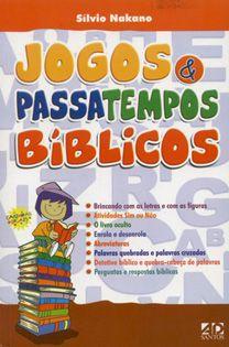 JOGOS E PASSATEMPOS BÍBLICOS
