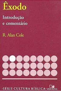 INTRODUÇÃO E COMENTÁRIO VOL. 1 - ÊXODO