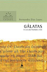 GÁLATAS-COMENTÁRIO EXPOSITIVO