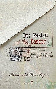 DE: PASTOR A: PASTOR