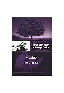 CURSO VIDA NOVA DE TEOLOGIA BÁSICA VOL. 5 - HOMILÉTICA