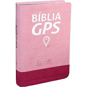 BÍBLIA GPS PINK/ROSA