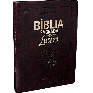 BÍBLIA C/ REFLEXÕES DE LUTERO MÉDIA