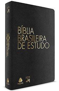 BÍBLIA BRASILEIRA DE ESTUDO PRETA