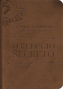 O REFÚGIO SECRETO COURO - LUXO
