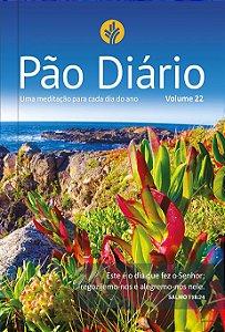 PÃO DIÁRIO - PAISAGEM VOL. 22
