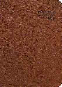 AGENDA EXECUTIVA - MARROM 2019