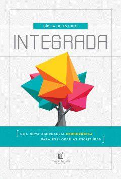 BÍBLIA DE ESTUDO INTEGRADA CAPA DURA