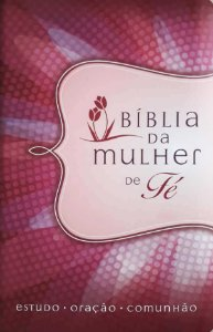 BÍBLIA DA MULHER DE FÉ - CAPA MARGARIDA