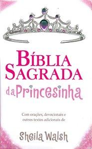 BÍBLIA SAGRADA DA PRINCESINHA - NOVA EDIÇÃO