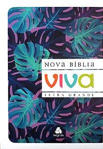 NOVA BÍBLIA VIVA - NATUREZA (LETRA GRANDE)