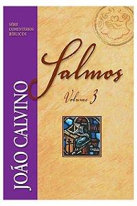 COMENTÁRIO DE SALMOS - VOL. 3