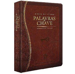 BÍBLIA DE ESTUDOS PALAVRAS-CHAVES